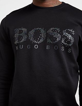 BOSS Salbo Icon Crew Sweatshirt