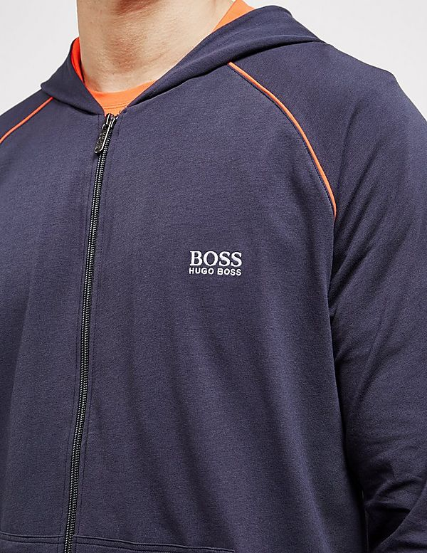 BOSS Mix Full Zip Hoodie