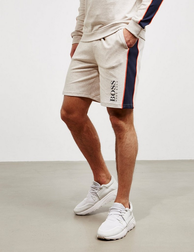 BOSS Piped Fleece Shorts