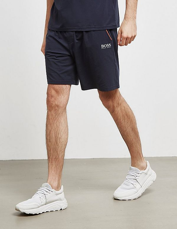 BOSS Lightweight Fleece Shorts