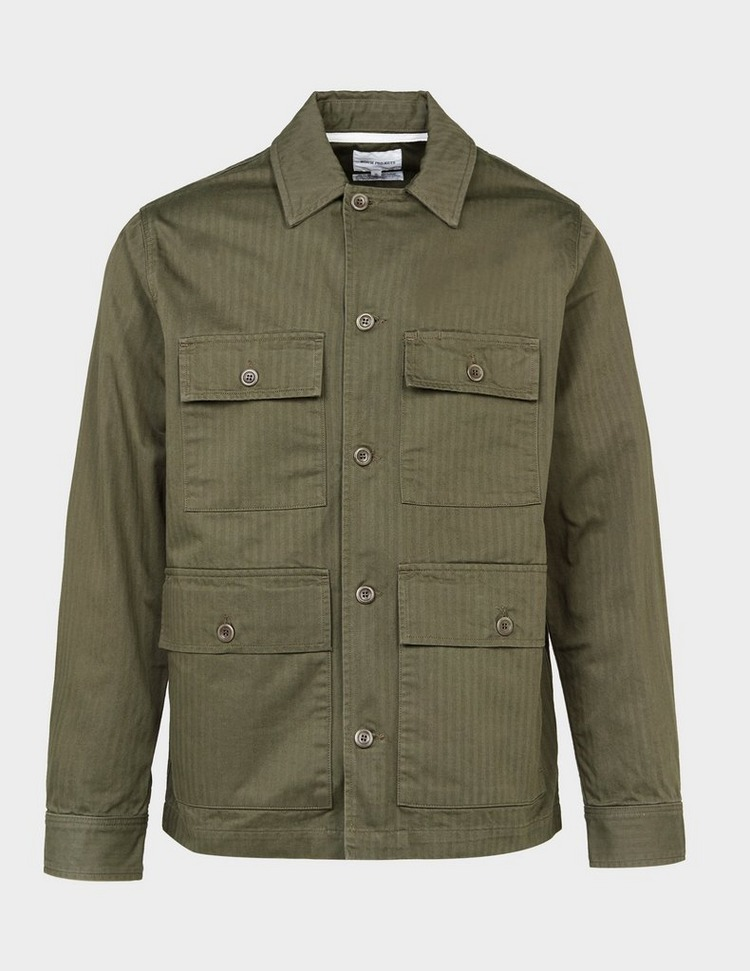 Norse Projects Four Pocket Overshirt