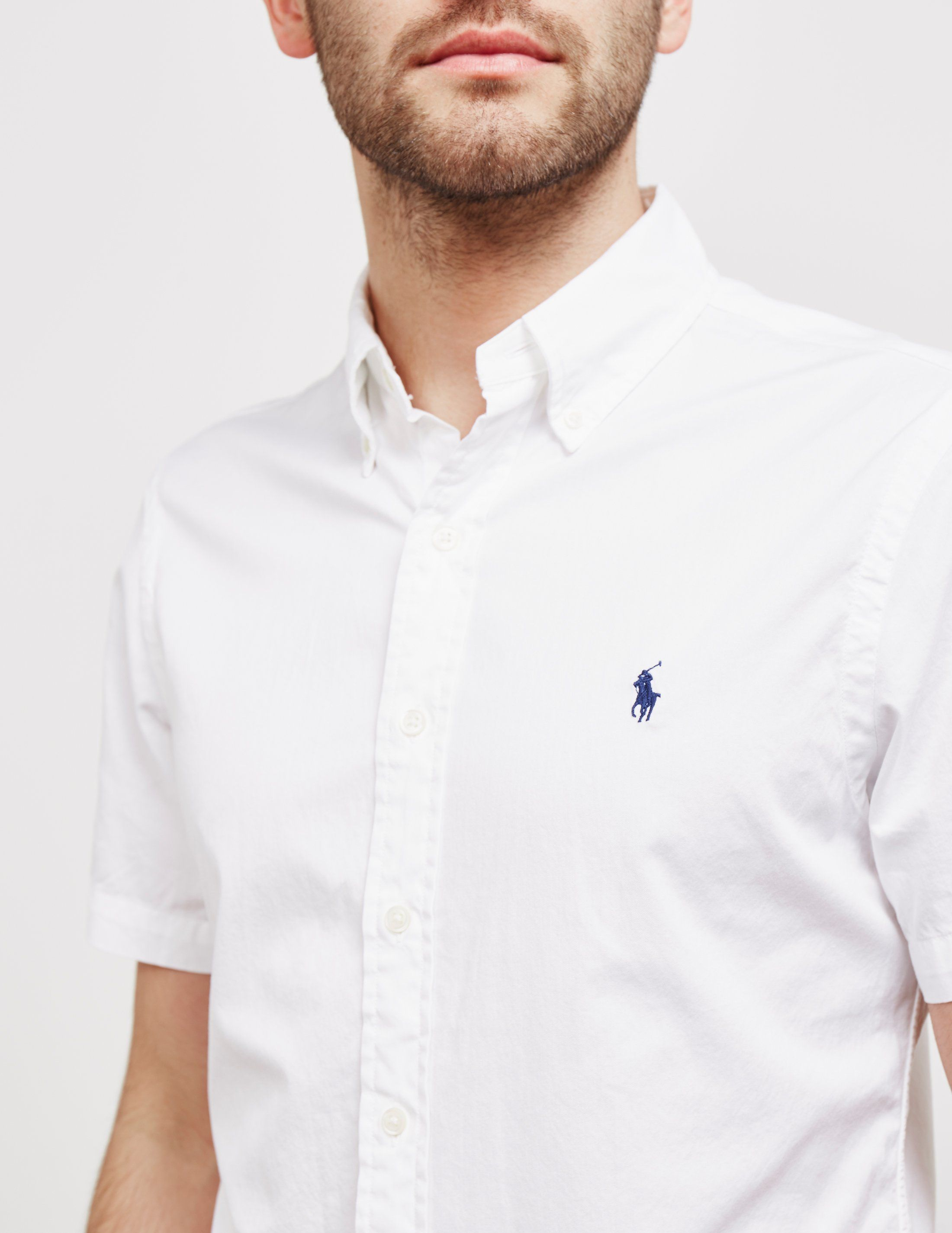Polo Ralph Lauren Garment Dyed Short Sleeve Shirt