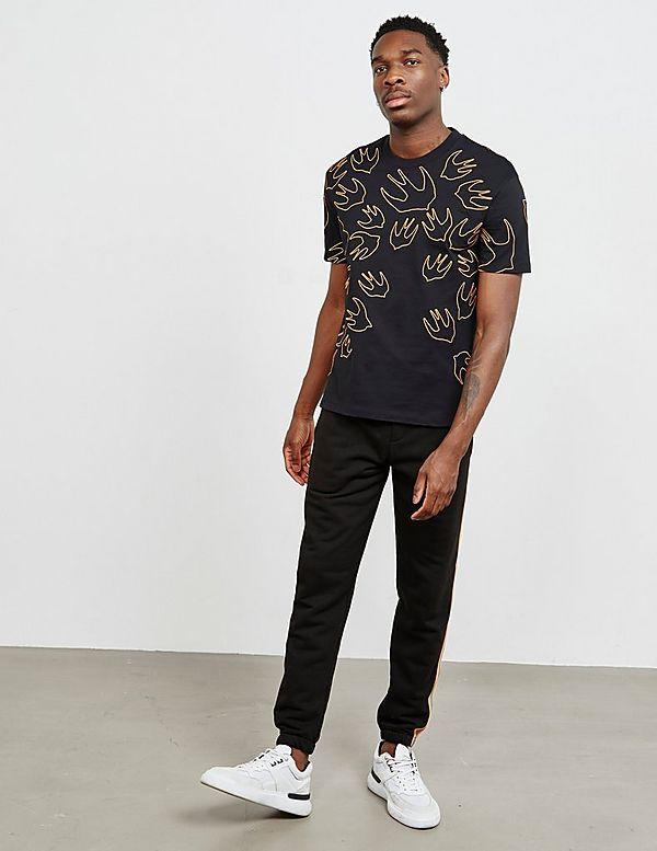 McQ Swallow Short Sleeve T-Shirt