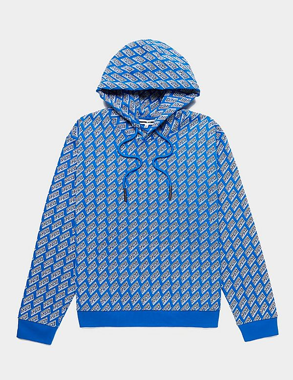 McQ All Over Print Hoodie
