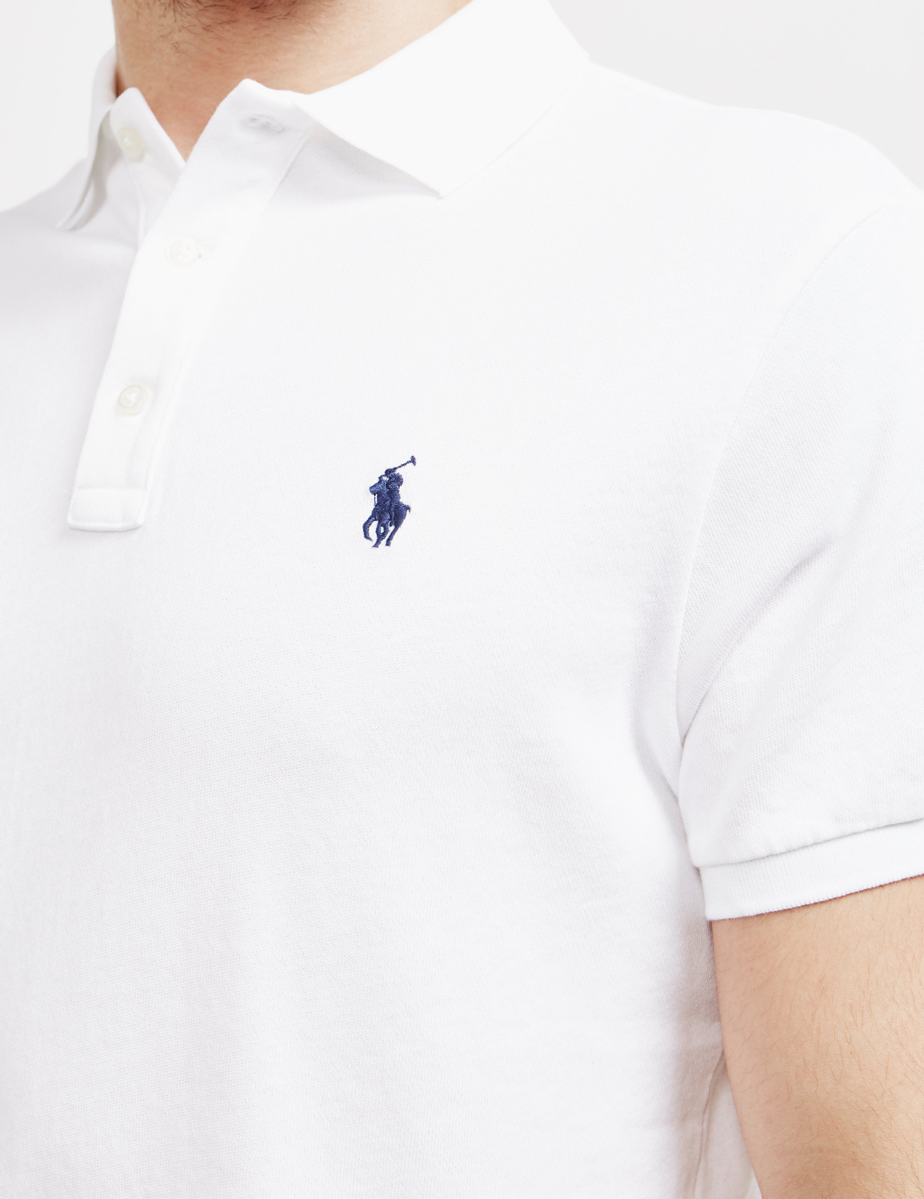 Polo Ralph Lauren Terry Short Sleeve Polo Shirt