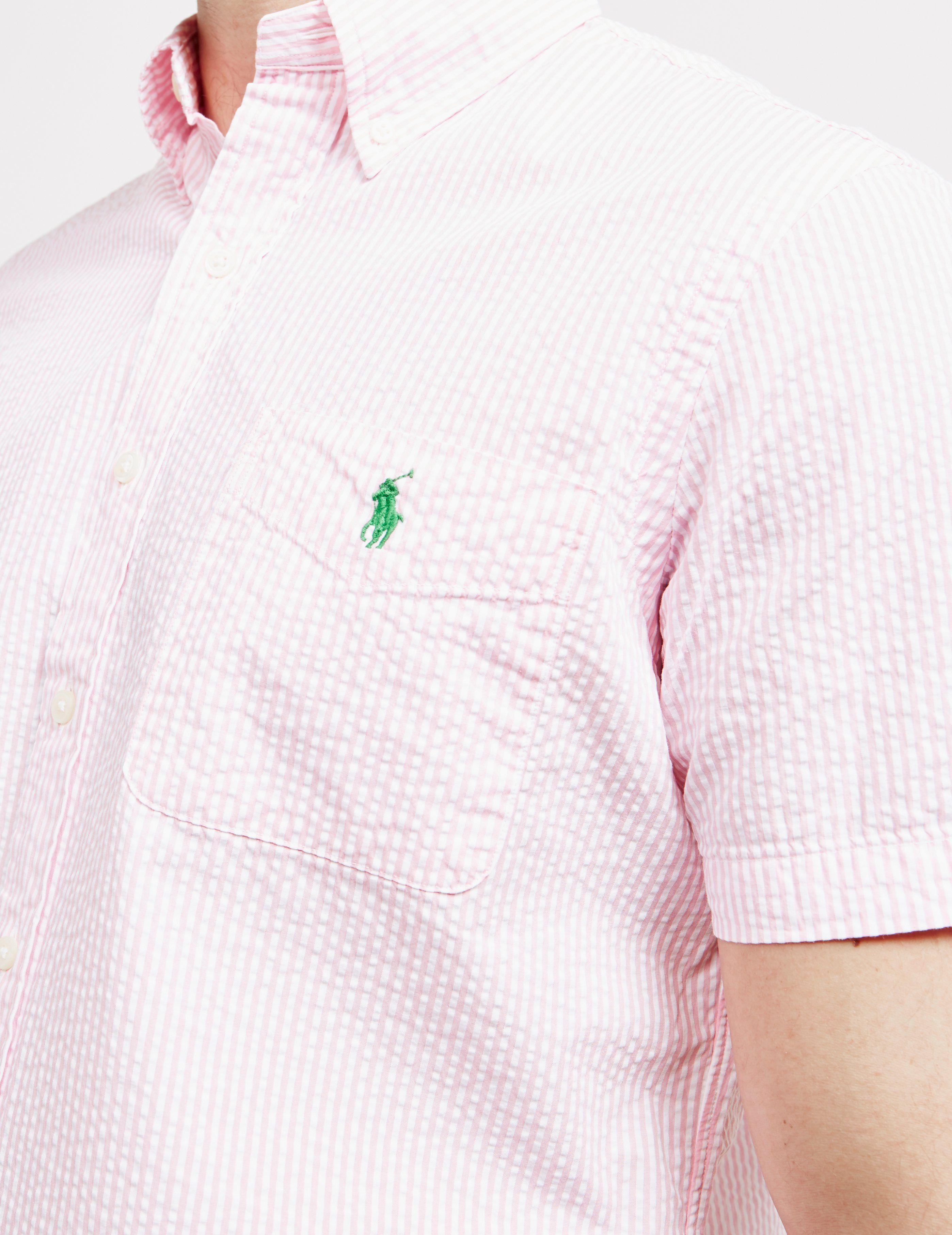 Polo Ralph Lauren Seer Short Sleeve Shirt