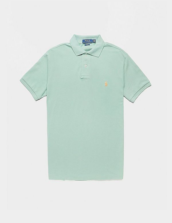 Polo Ralph Lauren Basic Mesh Short Sleeve Polo Shirt