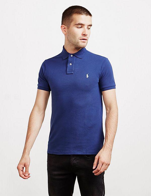 Polo Ralph Lauren Basic Mesh Short Sleeve Polo Shirt
