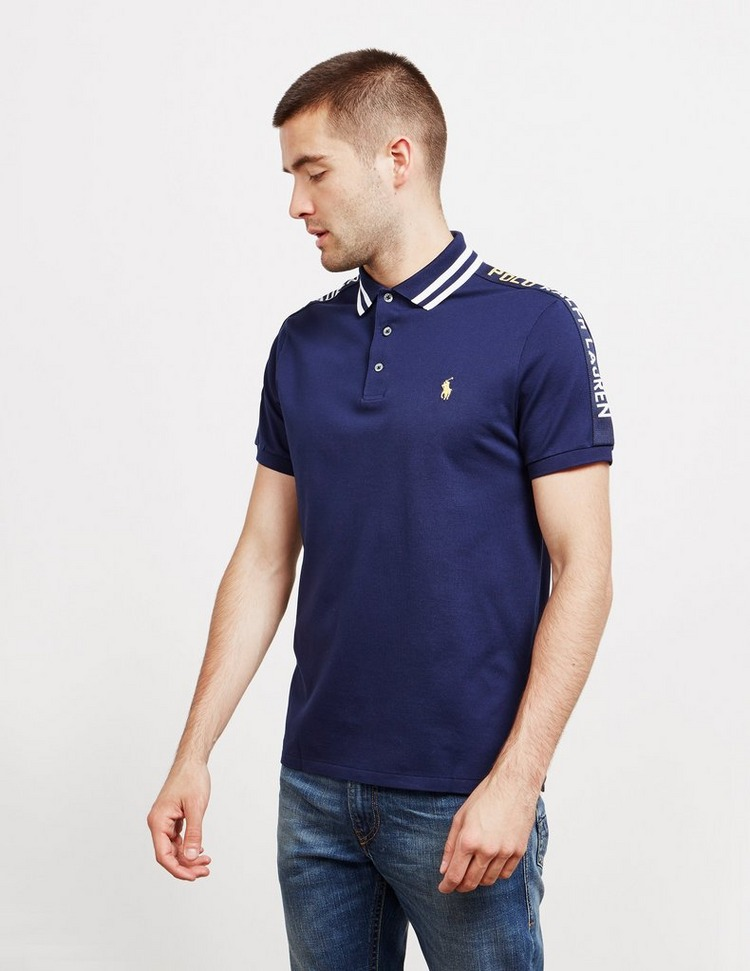 Polo Ralph Lauren Tape Short Sleeve Polo Shirt