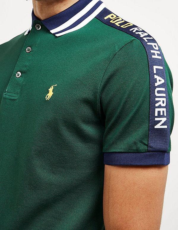Polo Ralph Lauren Tape Short Sleeve Polo Shirt