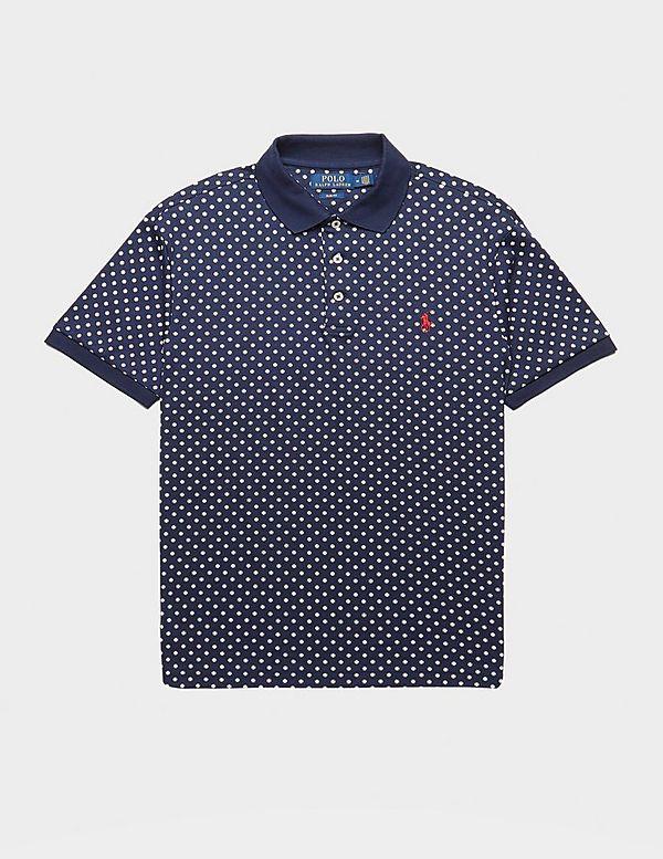 Polo Ralph Lauren All Over Print Short Sleeve Polo Shirt