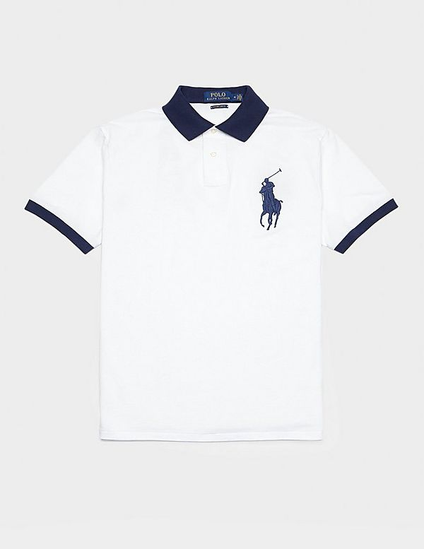 Polo Ralph Lauren Large Pony Short Sleeve Polo Shirt