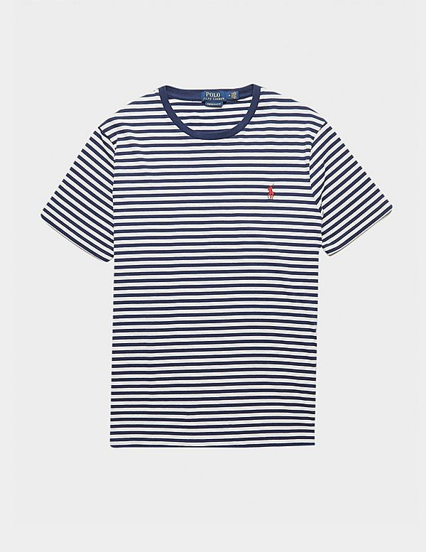 fd04a31c Polo Ralph Lauren Stripe Pocket Short Sleeve T-Shirt | Tessuti