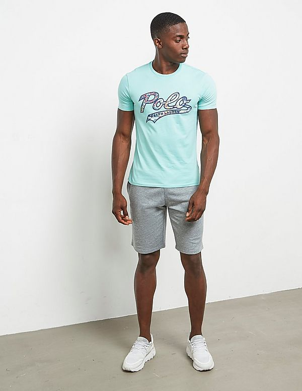 Polo Ralph Lauren Floral Polo Short Sleeve T-Shirt