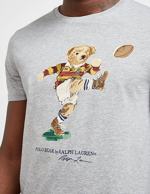 Polo Ralph Lauren Rugby Bear Short Sleeve T-Shirt