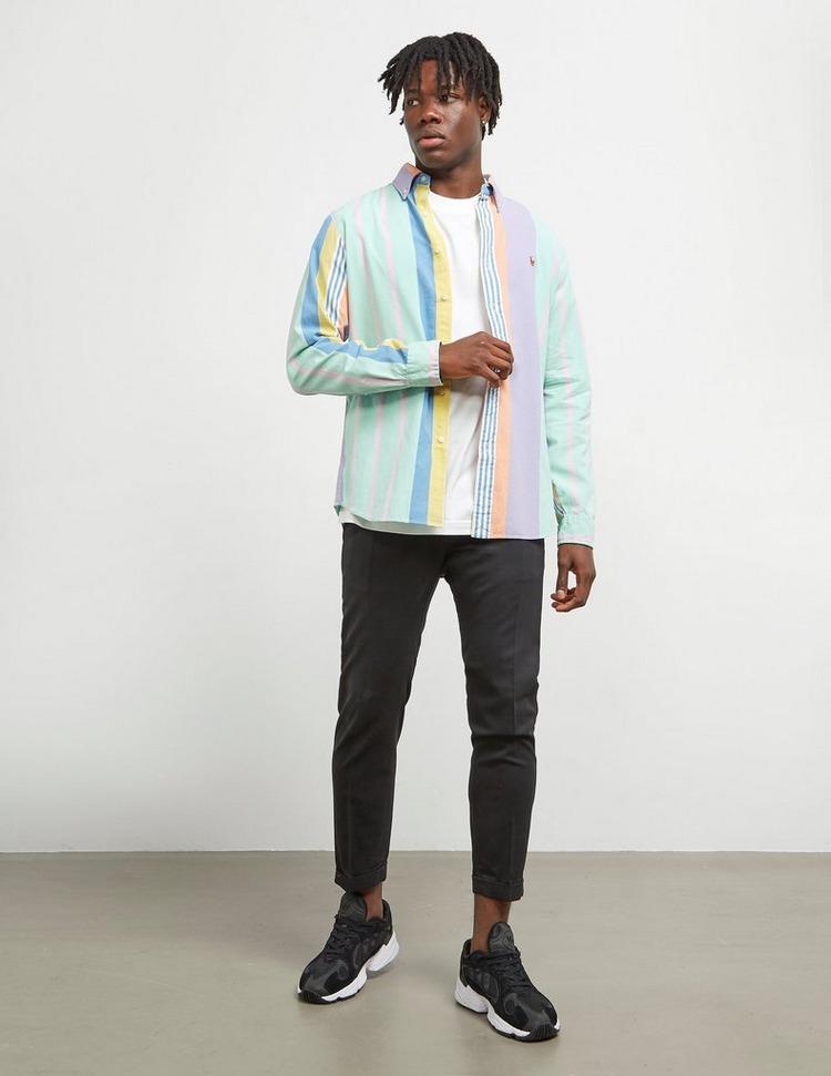 Polo Ralph Lauren Fun Stripe Long Sleeve Shirt