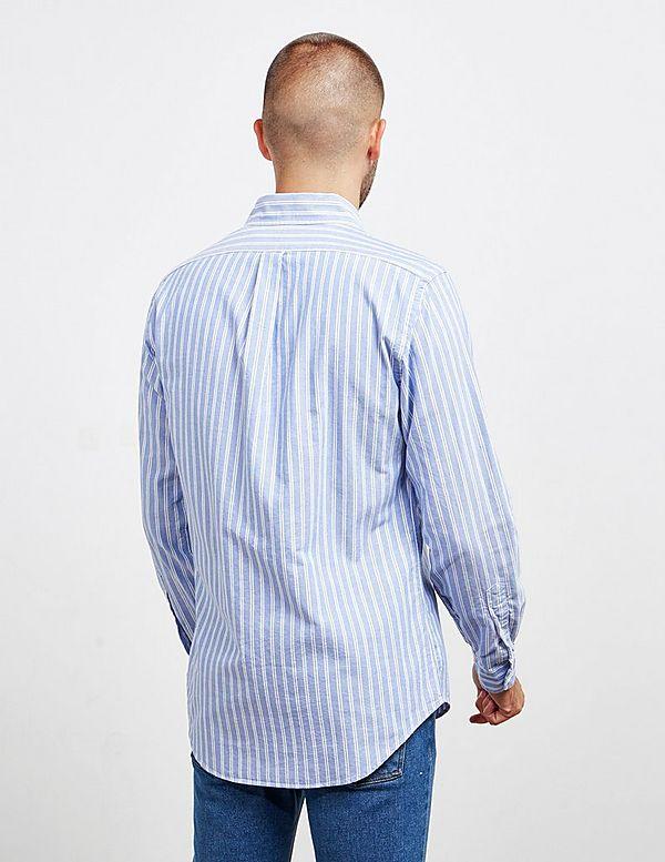 Polo Ralph Lauren Cuffed Oxford Long Sleeve Shirt