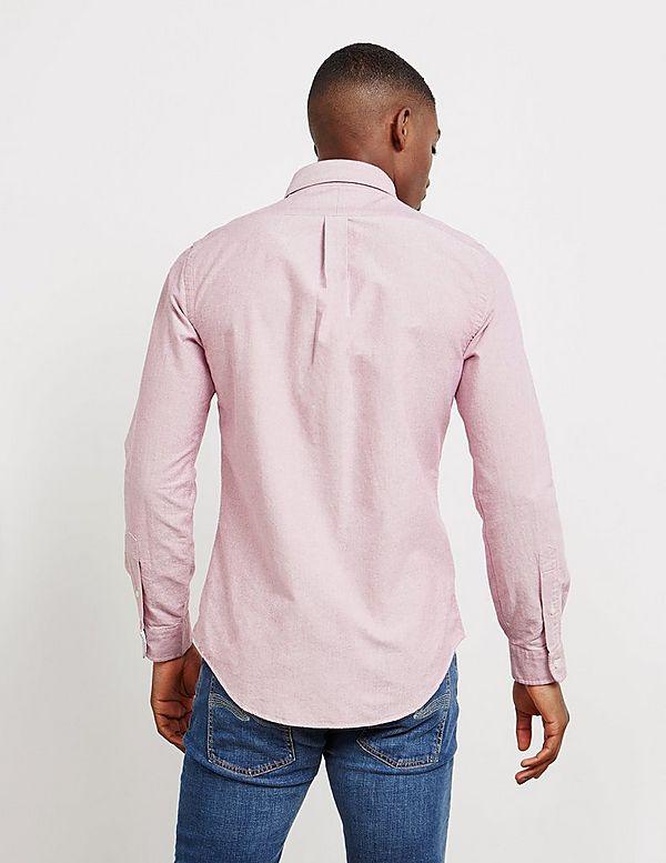 Polo Ralph Lauren Slim Fit Long Sleeve Oxford Shirt