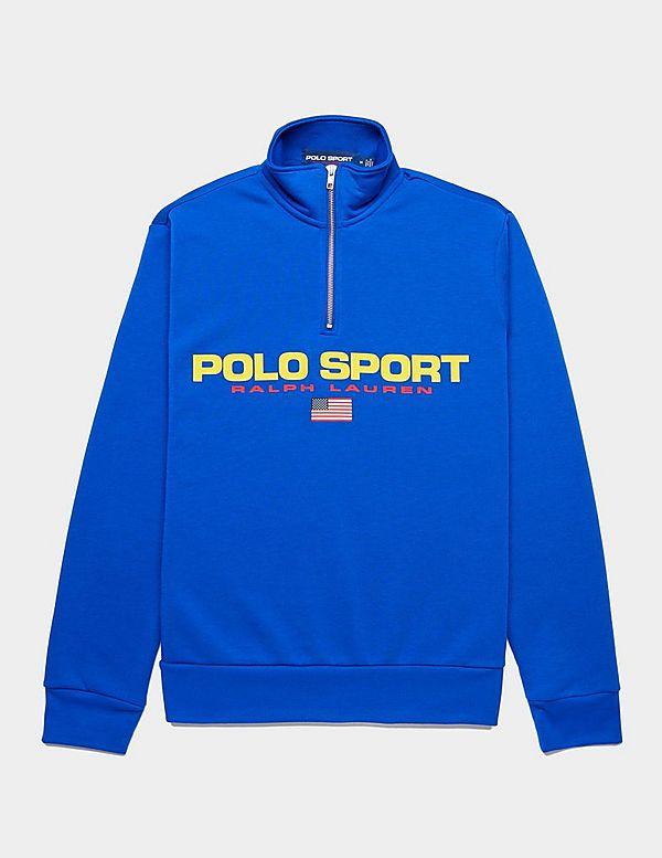 Polo Ralph Lauren Sport Half Zip Sweatshirt