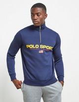 Polo Sport Sport Half Zip Sweatshirt