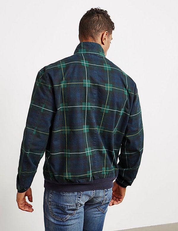 Polo Ralph Lauren Plaid Baracuda Jacket