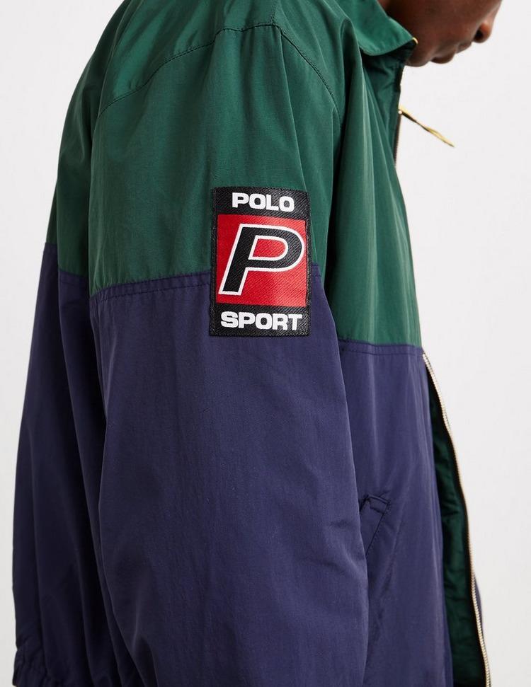 Polo Ralph Lauren Sport Block Track Top