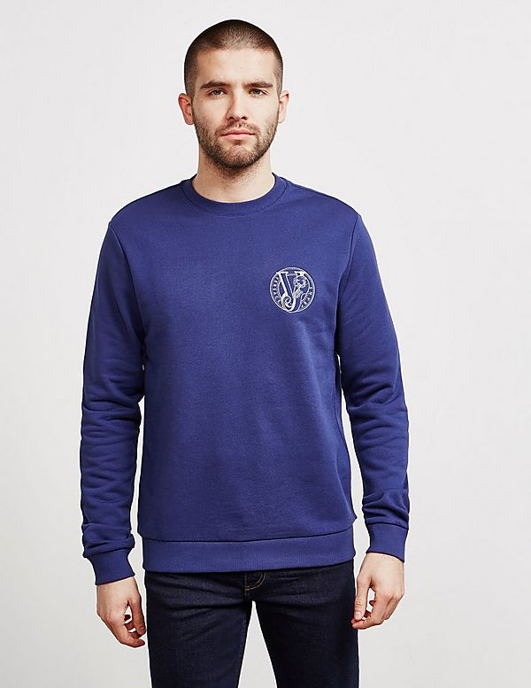 Versace Jeans Couture Basic Sweatshirt