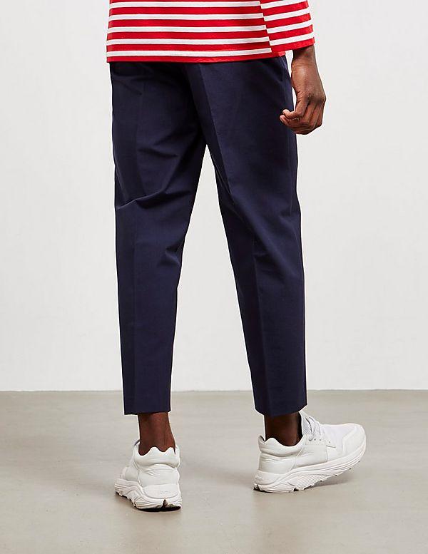 Maison Kitsune Drawstring Trousers