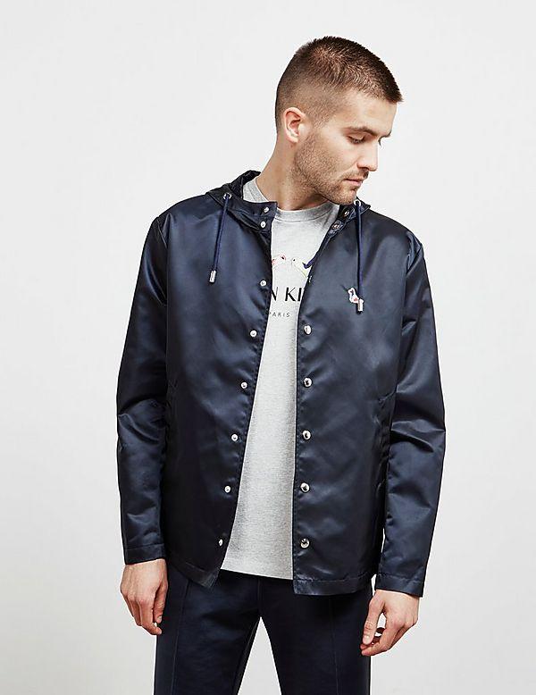 Maison Kitsune Button Up Jacket