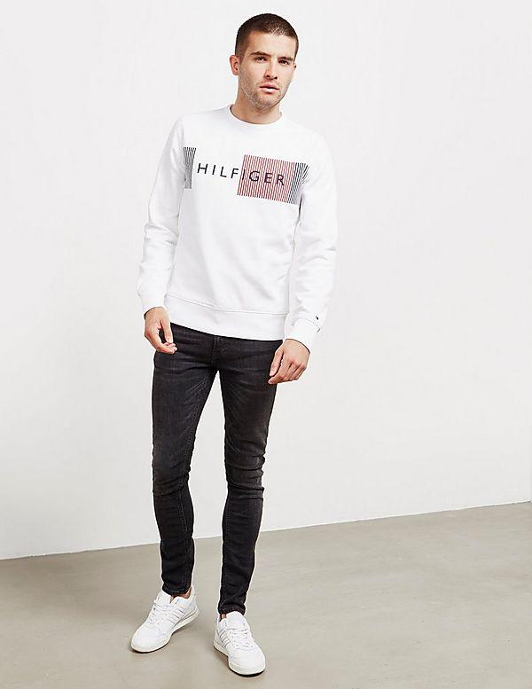 Tommy Hilfiger Flag Sweatshirt