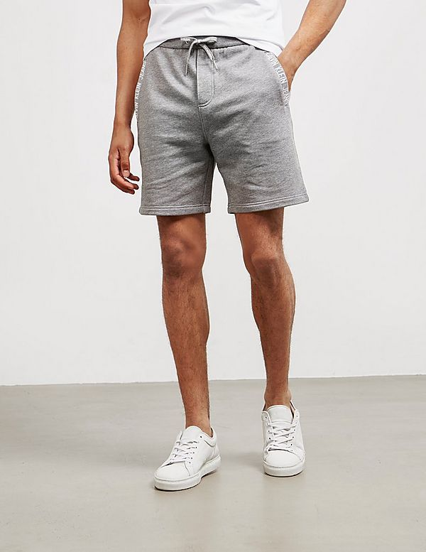 Calvin Klein Logo Pocket Fleece Shorts