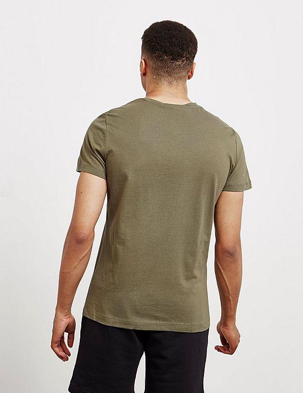 Calvin Klein Institutional Logo Short Sleeve T-Shirt