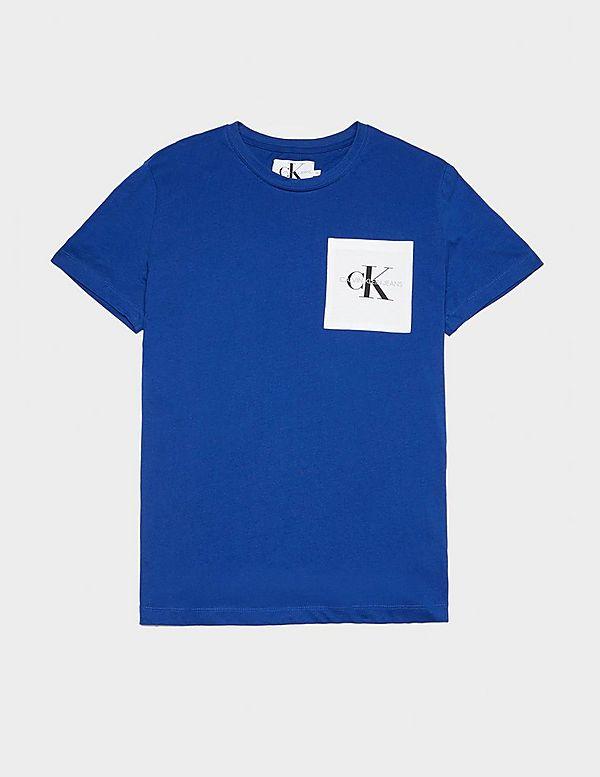 Calvin Klein Mono Pocket Short Sleeve T-Shirt