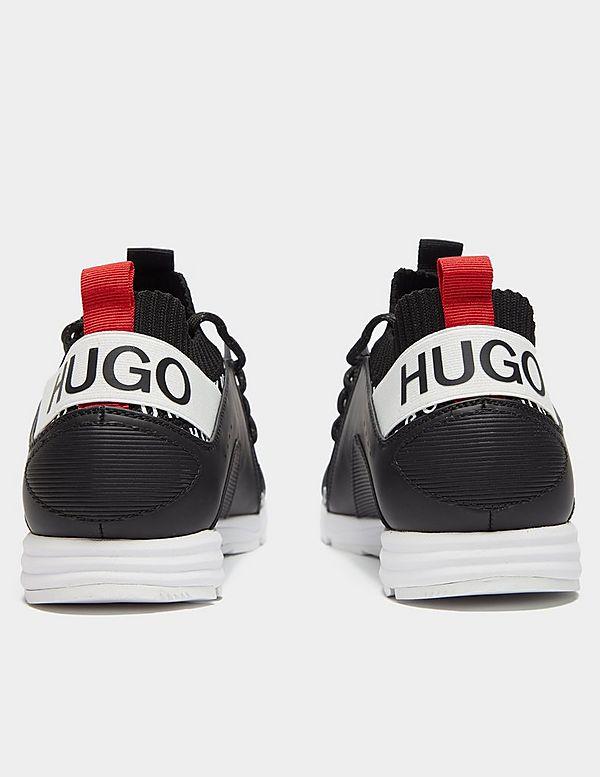 HUGO Hybrid Logo Print