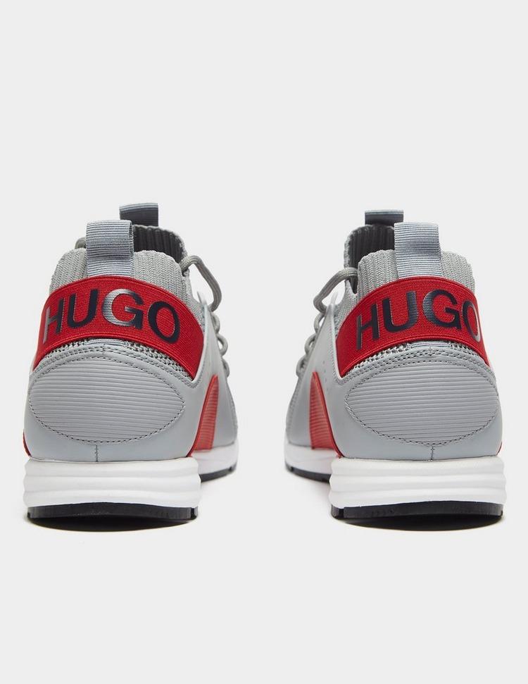 HUGO Hybrid Mesh Knit