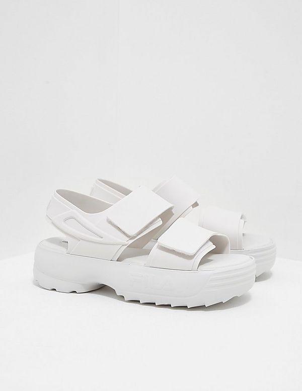 011fca117862 Melissa x FILA Sandals
