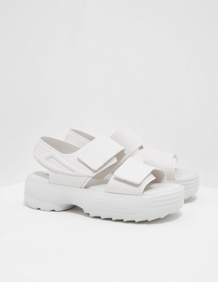 Melissa x FILA Sandals