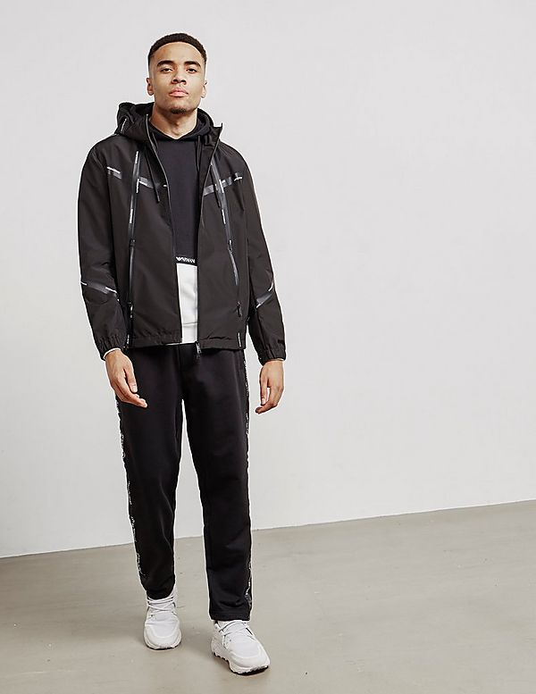 Emporio Armani Tape Bonded Jacket - Online Exclusive
