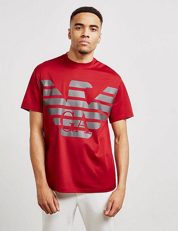 Emporio Armani Remix Short Sleeve T-Shirt