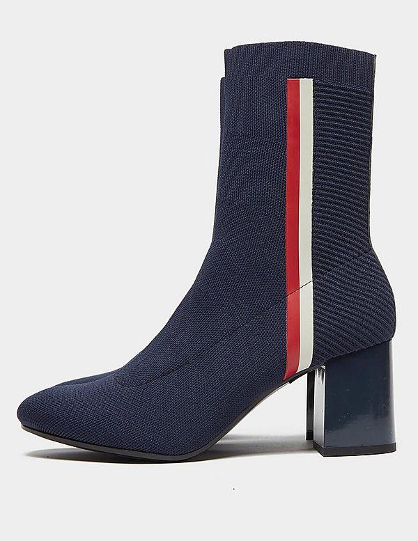 Tommy Hilfiger Knit Boots