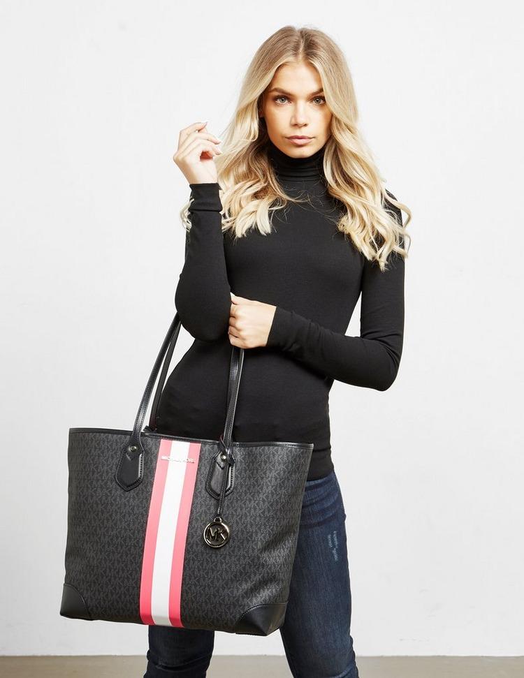Michael Kors Eva Tape Tote Bag