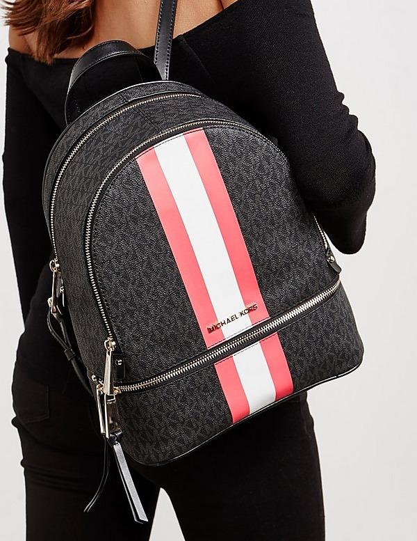 Michael Kors Rhea Tape Backpack