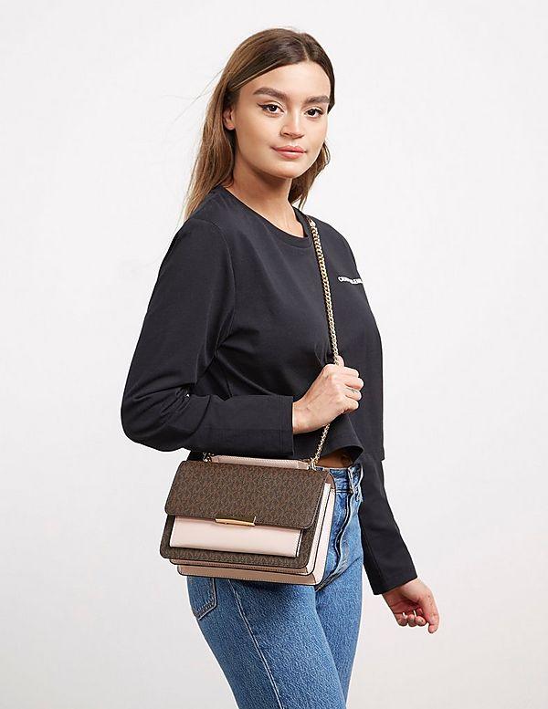 Michael Kors Jade Chain Shoulder Bag
