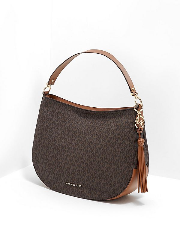 Michael Kors Brooke Hobo Shoulder Bag