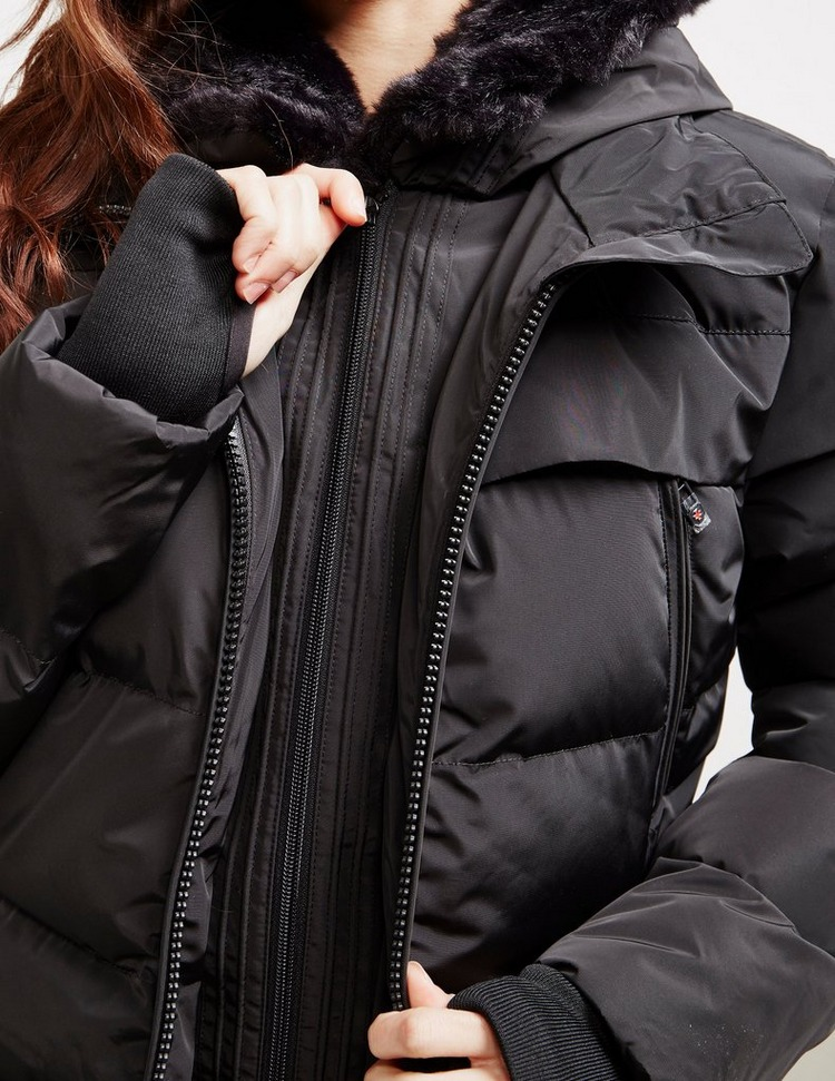 Wellensteyn Tivana Belt Jacket