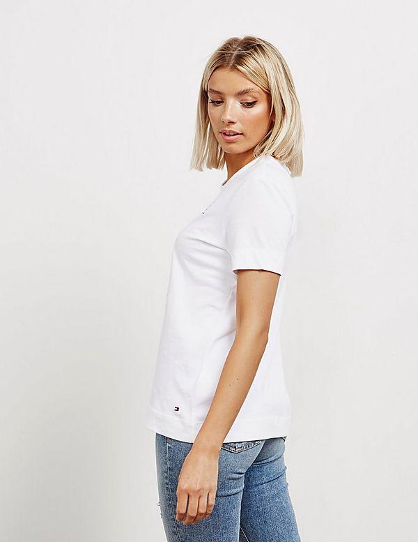 Tommy Hilfiger Christa Logo Short Sleeve T-Shirt