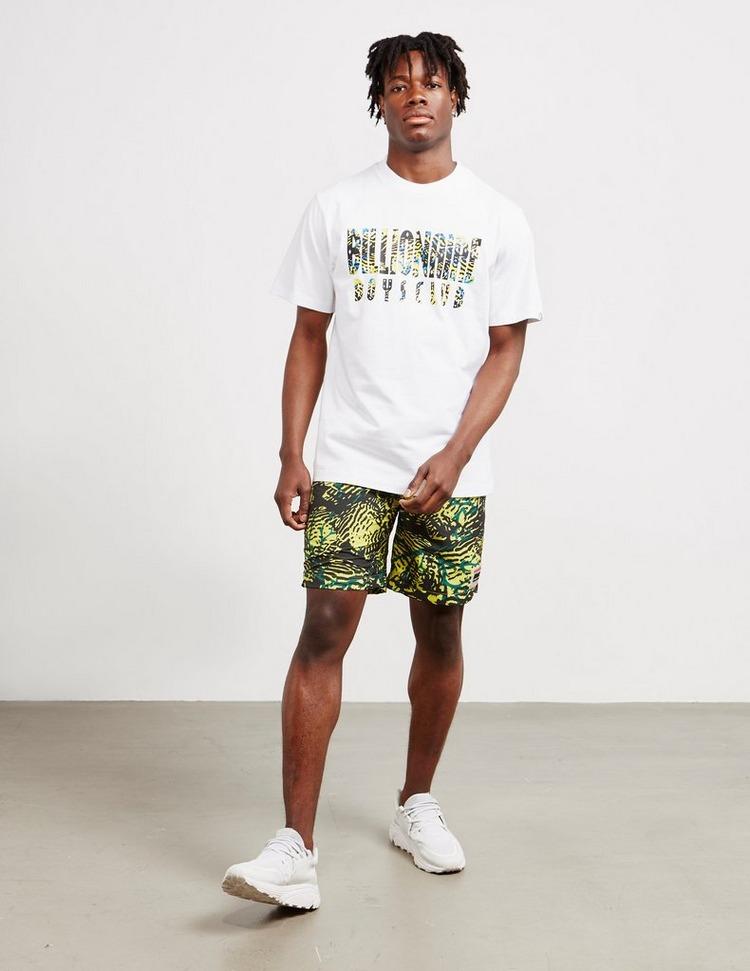 Billionaire Boys Club All Over Print Shorts