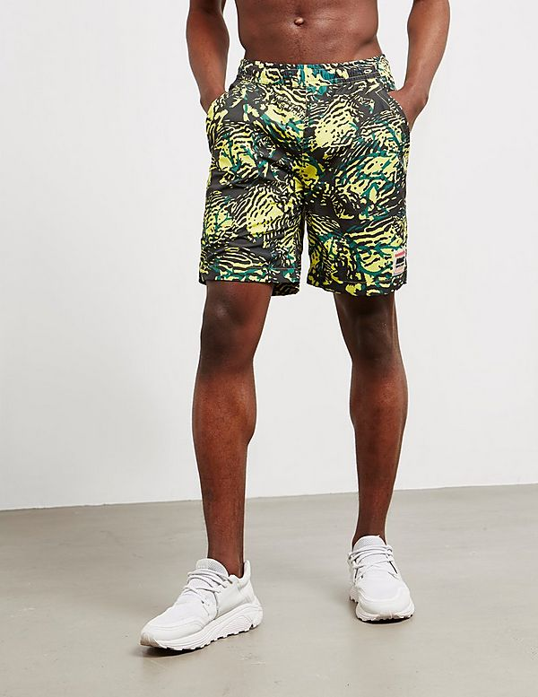 Billionaire Boys Club All Over Print Shorts