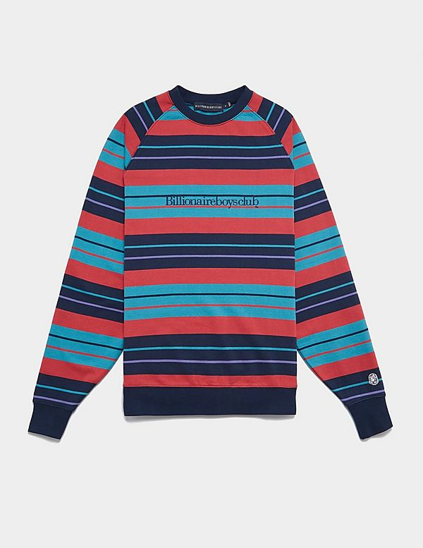 Billionaire Boys Club Stripe Sweatshirt