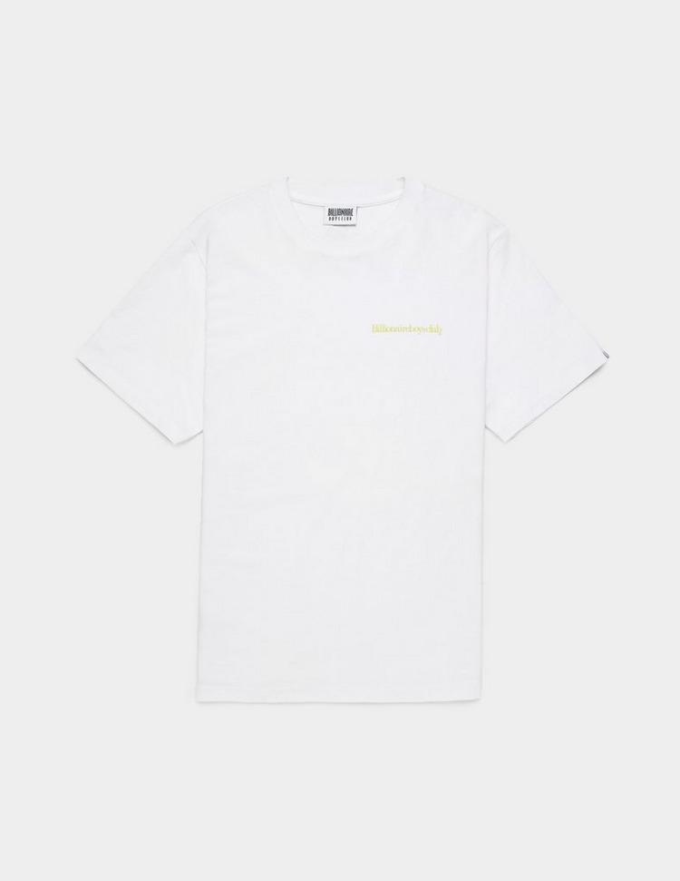 Billionaire Boys Club Small Logo Short Sleeve T-Shirt